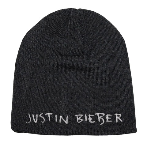Logo von Justin Bieber - Beanie jetzt im Bravado Shop