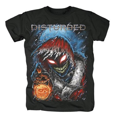 Stole X-MAS von Disturbed - T-Shirt jetzt im Bravado Shop