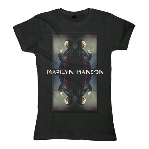 Manson Mirrored von Marilyn Manson - Girlie Shirt jetzt im Bravado Shop