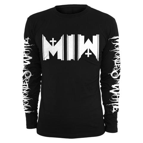 √MIW Logo von Motionless In White - Longsleeve jetzt im Bravado Shop