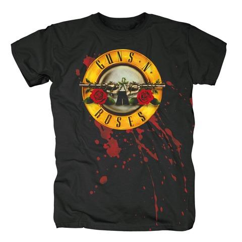 √Bullet Blood von Guns N' Roses - T-shirt jetzt im Bravado Shop