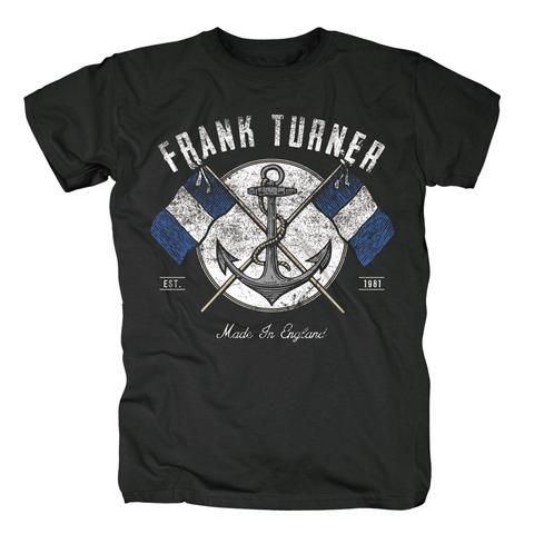 Ship Anchors von Frank Turner - T-Shirt jetzt im Bravado Shop