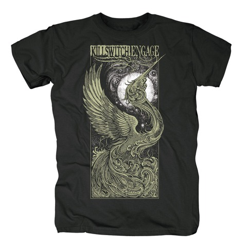 √Fly To The Moon von Killswitch Engage - 100% cotton jetzt im Bravado Shop