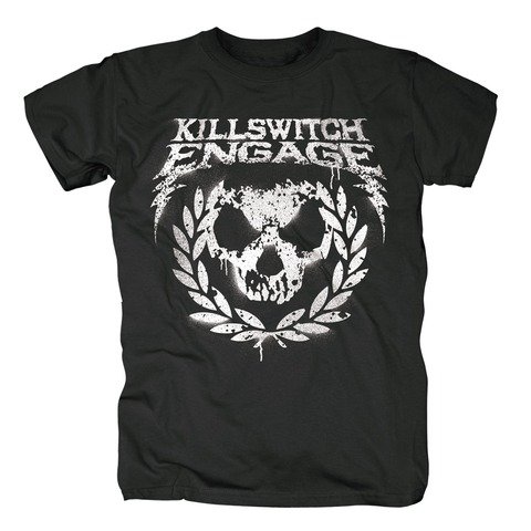 Skull Leaves von Killswitch Engage - T-Shirt jetzt im Bravado Shop
