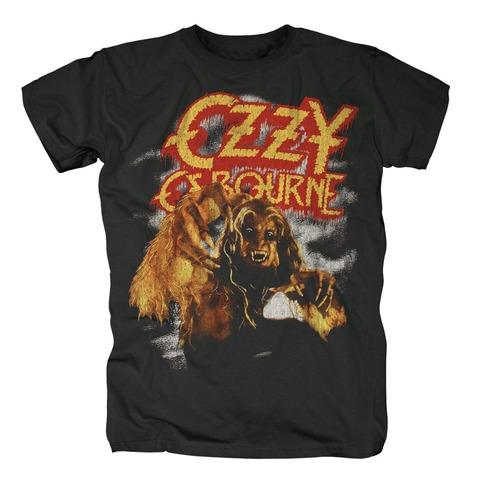 Vintage Werewolf von Ozzy Osbourne - T-Shirt jetzt im Bravado Shop