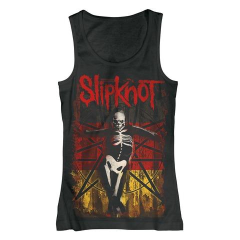 German Gothic von Slipknot - Girlie Top jetzt im Bravado Shop