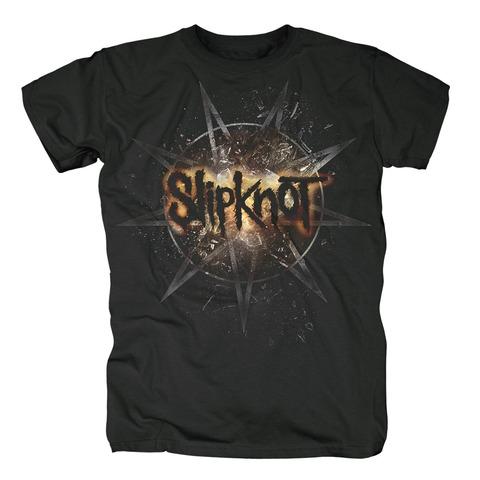 √Smashed von Slipknot - 100% cotton jetzt im Bravado Shop