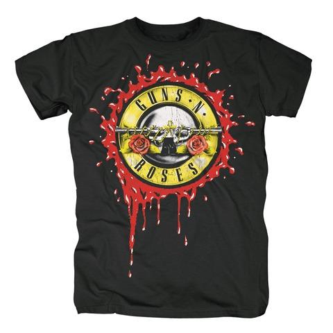Splatter Seal Gone To Hell von Guns N' Roses - T-Shirt jetzt im Bravado Shop