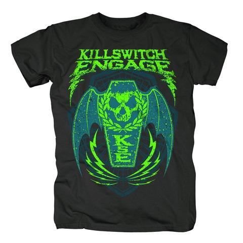 √Coffin Wings von Killswitch Engage - T-Shirt jetzt im Bravado Shop