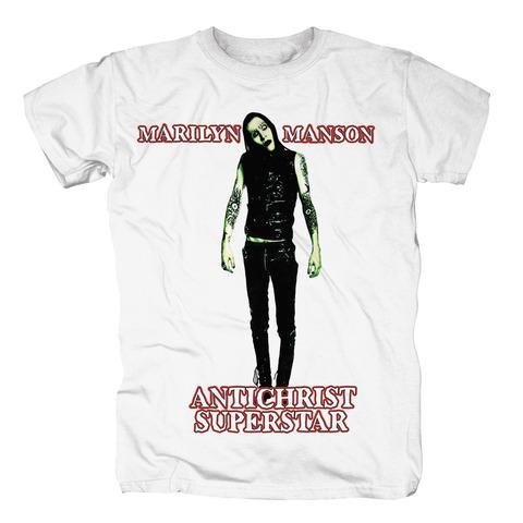 Anti-Christ Superstar von Marilyn Manson - T-Shirt jetzt im Bravado Shop