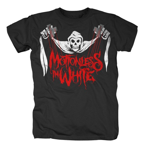 √Puppet Master von Motionless In White - T-Shirt jetzt im Bravado Shop