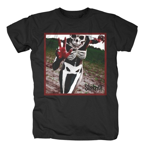 Skeleton von Slipknot - T-Shirt jetzt im Bravado Shop