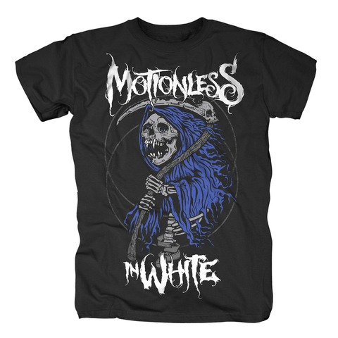 √Reaper von Motionless In White - 100% cotton jetzt im Bravado Shop