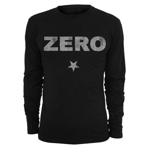Zero von Smashing Pumpkins - Longsleeve jetzt im Bravado Shop