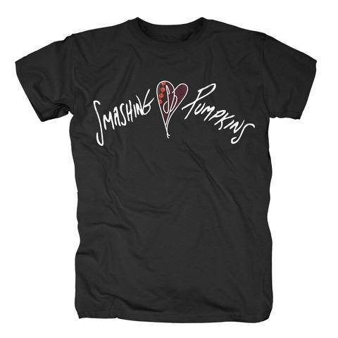Gish Heart von Smashing Pumpkins - T-Shirt jetzt im Bravado Shop