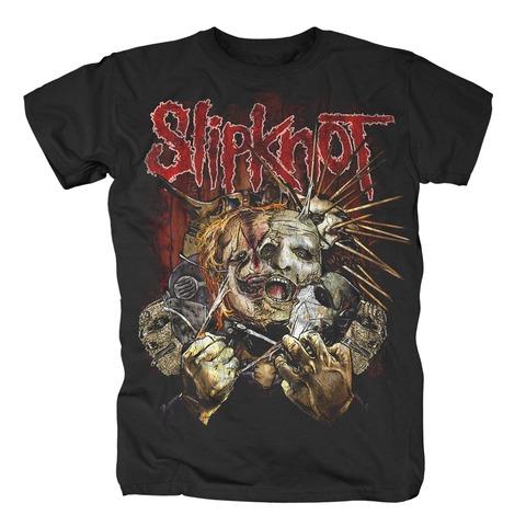 √Torn Apart Redux von Slipknot - T-shirt jetzt im Bravado Shop