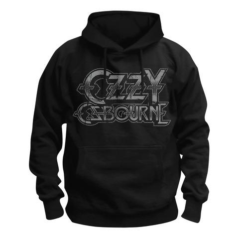 Winged Crowned Skull von Ozzy Osbourne - Kapuzenpullover jetzt im Bravado Shop