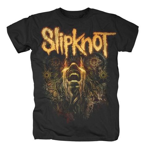 √Drill Scream von Slipknot - T-Shirt jetzt im Bravado Shop