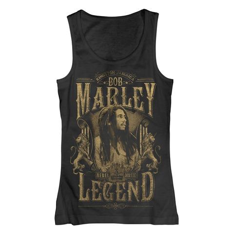 √Legend von Bob Marley - Girlie top jetzt im Bravado Shop