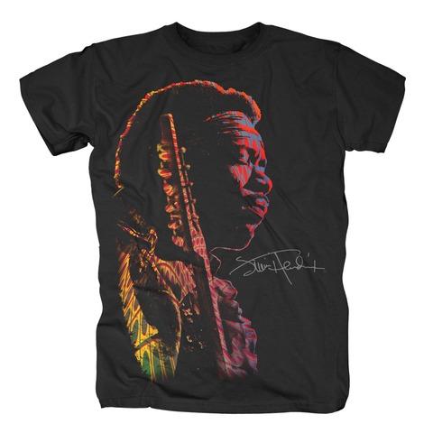 Shadow von Jimi Hendrix - T-Shirt jetzt im Bravado Shop