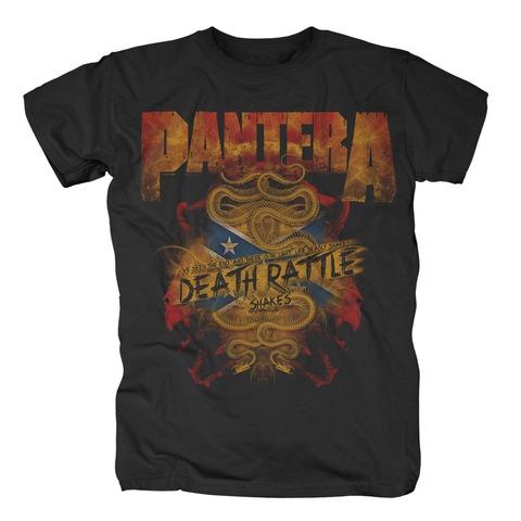 Death Rattle von Pantera - T-Shirt jetzt im Bravado Shop