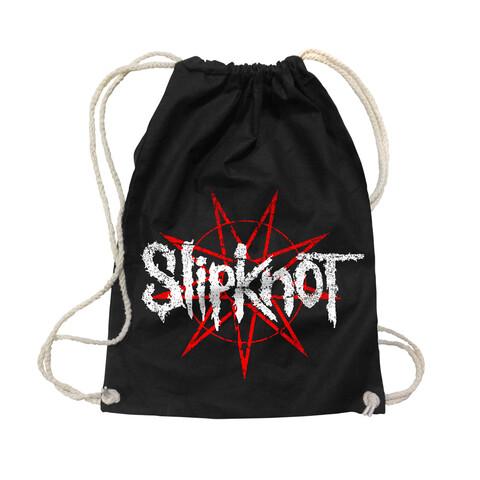 Star Logo von Slipknot - Gym Bag jetzt im Bravado Shop