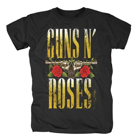 √Big Guns von Guns N' Roses - T-Shirt jetzt im Bravado Shop