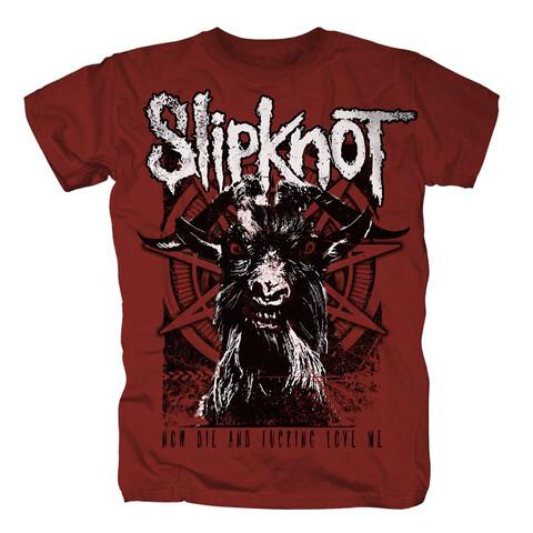 √Goat Thresh von Slipknot - T-shirt jetzt im Bravado Shop