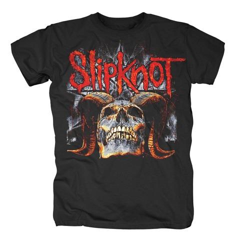 √Star Skull von Slipknot - T-shirt jetzt im Bravado Shop