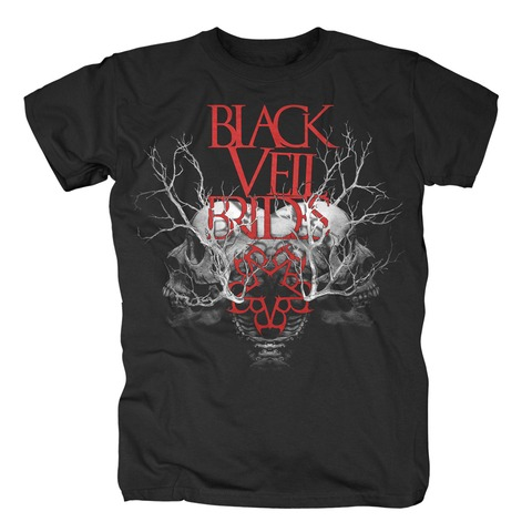 √Branches Skull von Black Veil Brides - T-Shirt jetzt im Bravado Shop