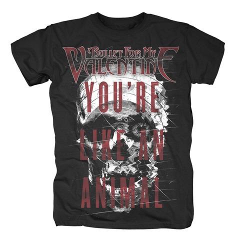 Animal von Bullet For My Valentine - T-Shirt jetzt im Bravado Shop