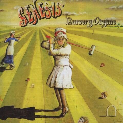 Nursery Cryme (Remastered) von Genesis - CD jetzt im Bravado Store