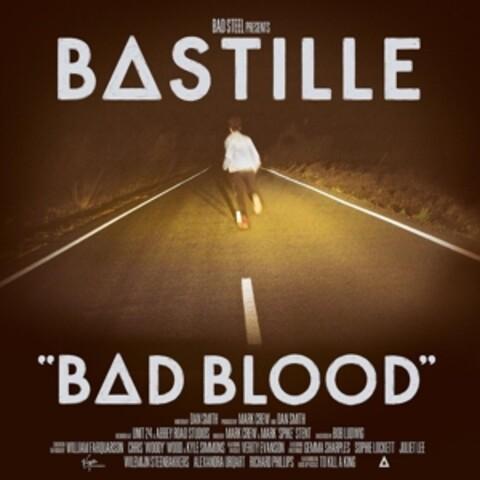 √Bad Blood von Bastille - LP jetzt im Bravado Shop