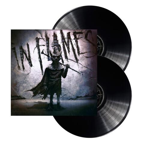 √I, the mask (black vinyl) von In Flames - LP jetzt im Bravado Shop