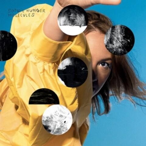 √Molecules von Sophie Hunger - LP jetzt im Bravado Shop