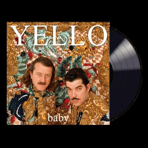 Baby (Ltd. Reissue LP) von Yello - LP jetzt im Bravado Shop