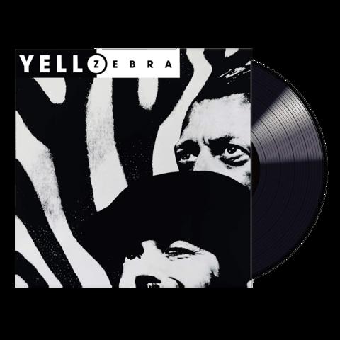 Zebra (Ltd. Reissue LP) von Yello - LP jetzt im Bravado Store