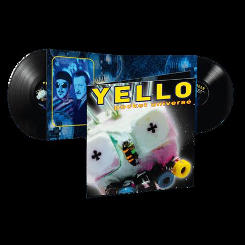 Pocket Universe (Ltd. Reissue 2LP) von Yello - 2LP jetzt im Bravado Shop