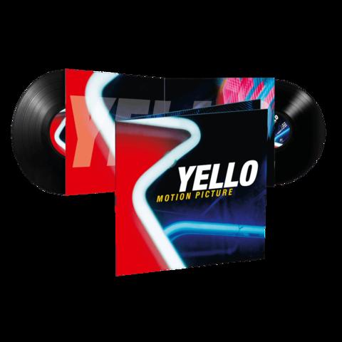 Motion Picture (Ltd. Reissue 2LP) von Yello - 2LP jetzt im Bravado Shop