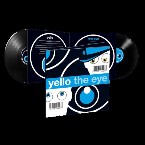 The Eye (Ltd. Reissue 2LP) von Yello - 2LP jetzt im Bravado Shop