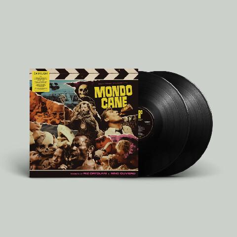 √O.S.T. - Mondo Cane (2LP) von Riz Ortolani / Nino Oliviero - 2LP jetzt im Bravado Shop