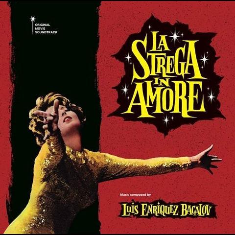 √O.S.T. - La Strega In Amore von Luis Bacalov - cd jetzt im Bravado Shop