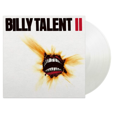 √Billy Talent II (Ltd. Coloured LP) von Billy Talent - 2LP jetzt im Bravado Shop