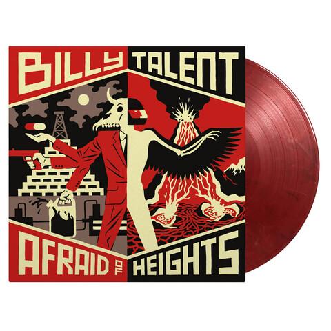 Afraid Of Heights (Ltd. Coloured 2LP) von Billy Talent - Coloured 2LP jetzt im Bravado Shop