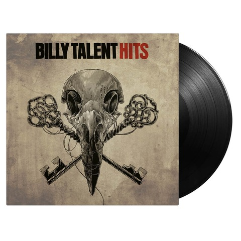 Hits (2LP Gatefold incl. Art Print by Ken Taylor) von Billy Talent - Gatefold 2LP jetzt im Bravado Shop