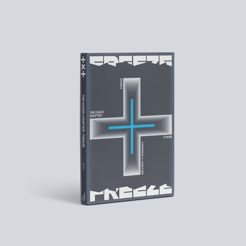 √THE CHAOS CHAPTER: FREEZE (Worldversion) von TOMORROW X TOGETHER - CD jetzt im Bravado Shop