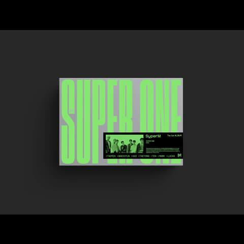√Super One - Ltd. One Version von SuperM - Deluxe CD jetzt im Bravado Shop