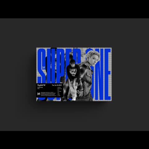 Super One - Ltd. Unit C Version von SuperM - Deluxe CD jetzt im Bravado Shop