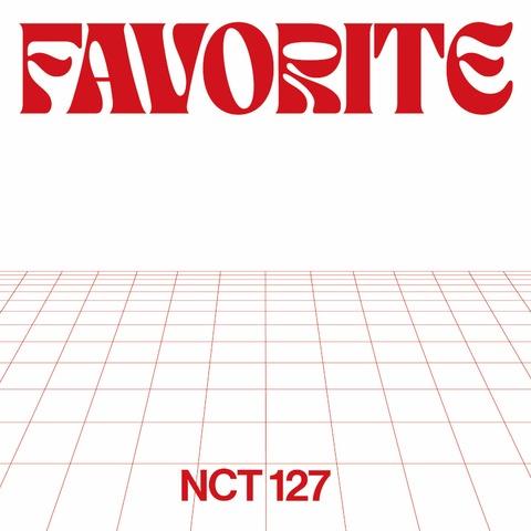 The 3rd Album Repackage 'Favorite' von NCT 127 - CD + Photobook jetzt im Bravado Store