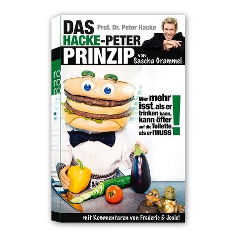 √Das Hacke-Peter-Prinzip von Sascha Grammel - Book jetzt im Bravado Shop